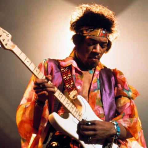 Jimi Hendrix is born