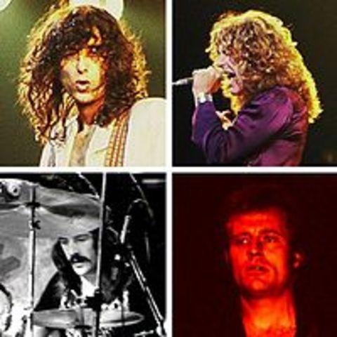 Led Zeppelin breaks up