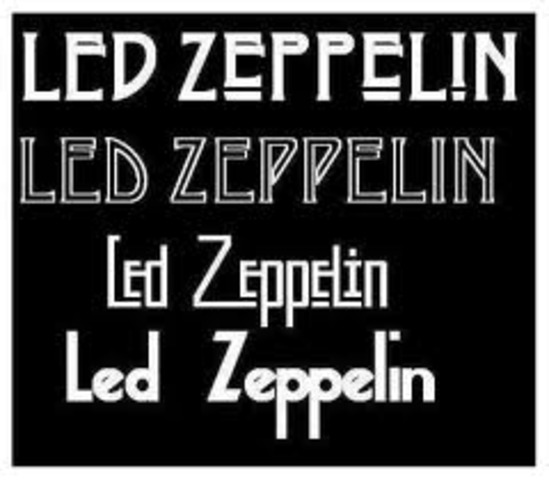 Led Zeppelin is inducted into the Rock and Roll Hall of Fame