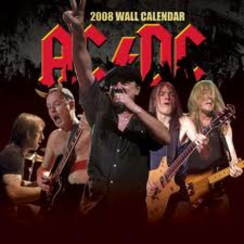 AC/DC releases their first album with singer Bon Scott