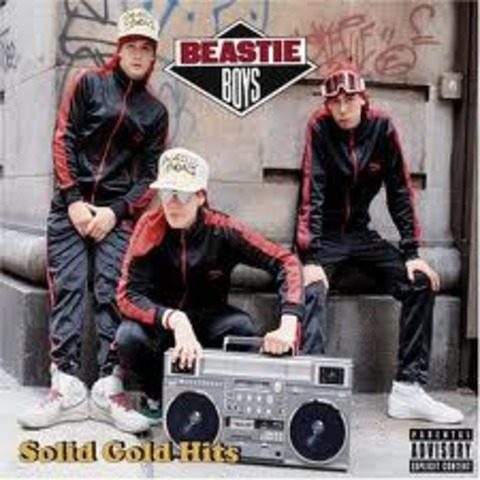 """The band """"The Beastie Boys"""" form"""