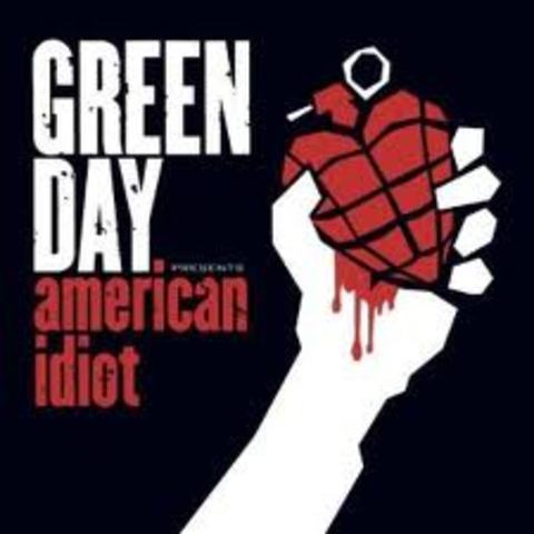 Green Day releases it's most succesful album