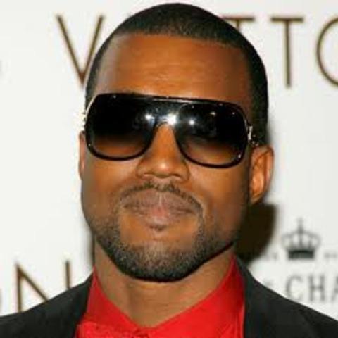 Kanye West is born
