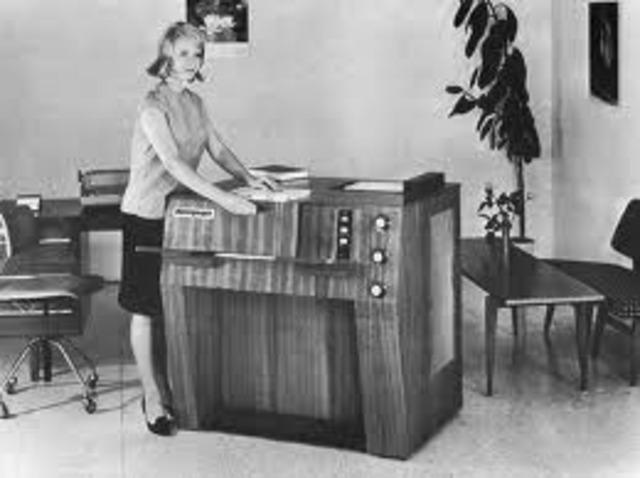 First Copy Machine