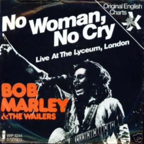 Bob Marley & the Wailers: 'No Woman, No Cry' released