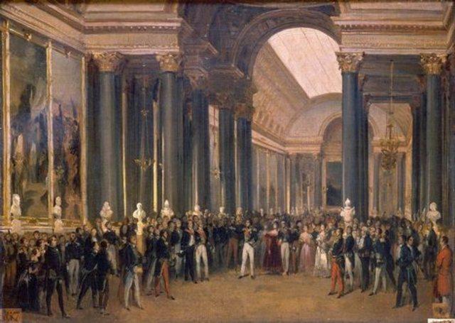 Opening of the Etat General Versailles.