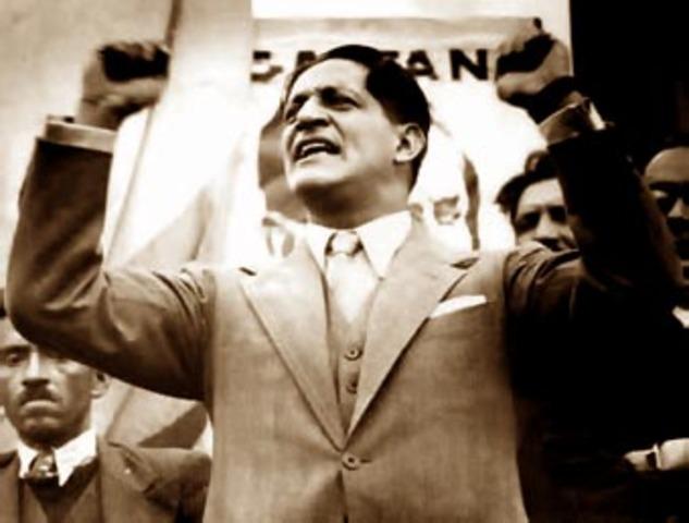 JORGE ELIECER GAITAN EN EL CONGRESO