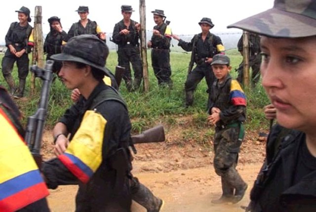 NACE LA FARC