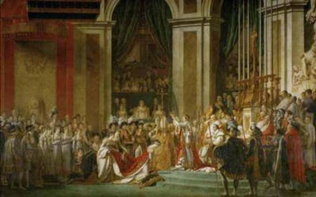 Napoleon becomes Emperor.