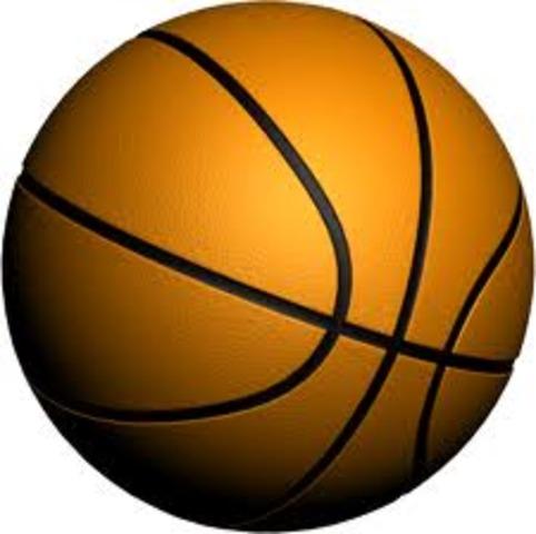 1st Basketball Game