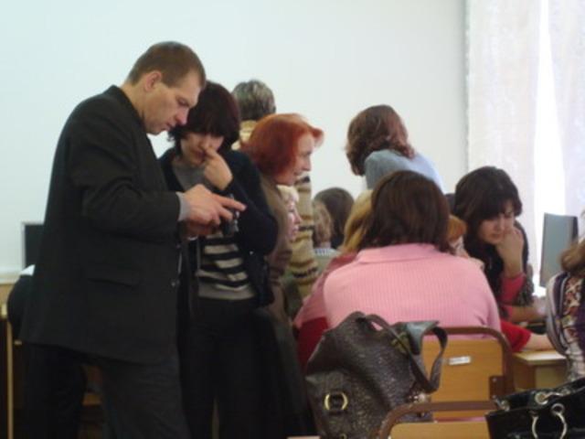 Зимняя школа ИКТ в г. Арсеньеве