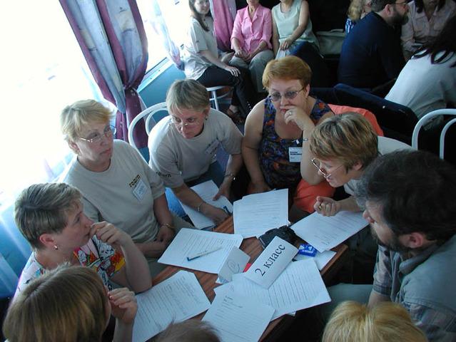 Конференция RELARN-2004