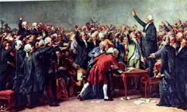 French Revolution: 3rd Estate