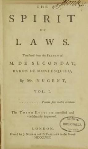 de Montesquieu