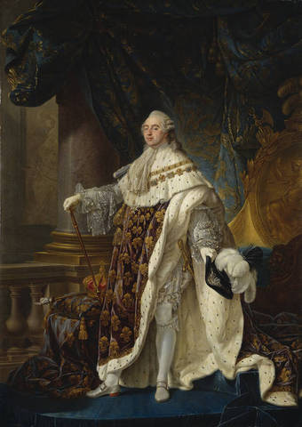 King Louis XVI is dethroned