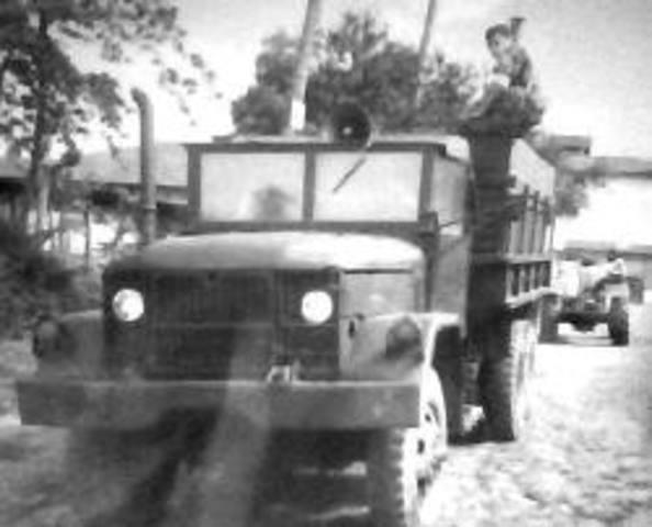 Envio de tropas estadoudinenses