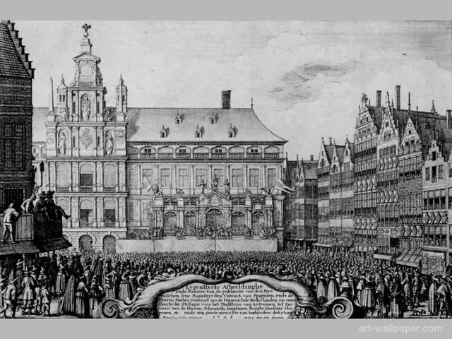 Peace of Westphalia, End of 30 Years War