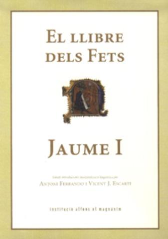 Jaume I finalitza la seva crònica