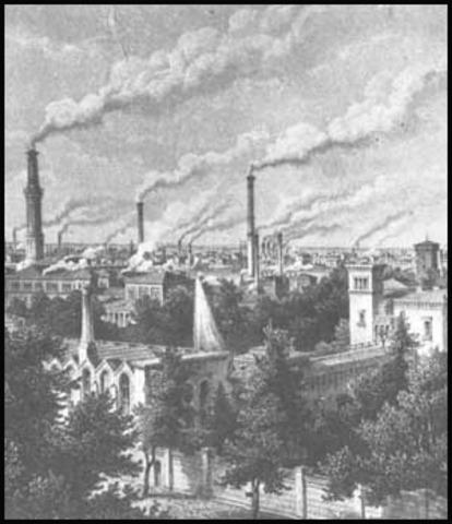 1ª Revolución Industrial