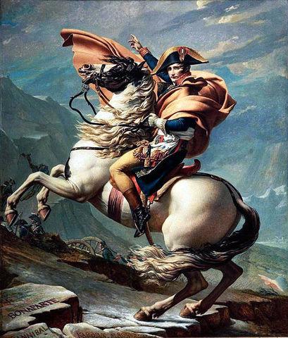 Napoleon take power in France