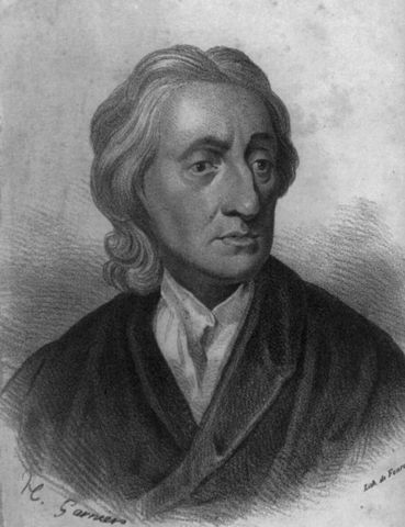 Death of John Locke