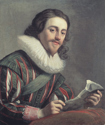 King Charles and the English Revolution