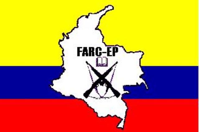 CONFORMACION DE LAS FARC