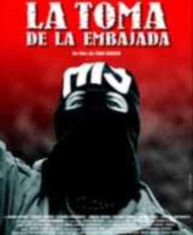 TOMA DE LA EMBAJADA DE LA REPUBLICA DOMINICANA