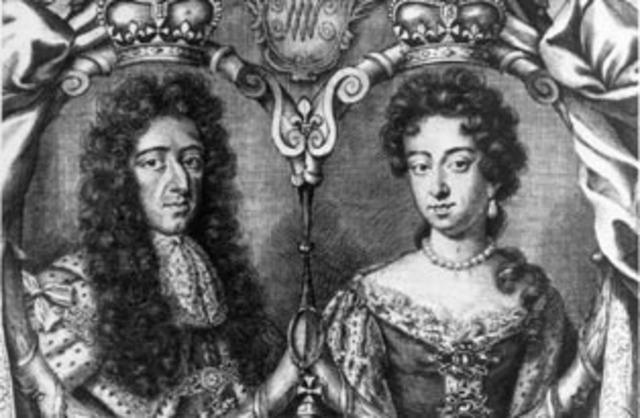 James II Becomes King and Retreats