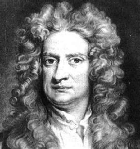 Newton Publishes His Greatest Work
