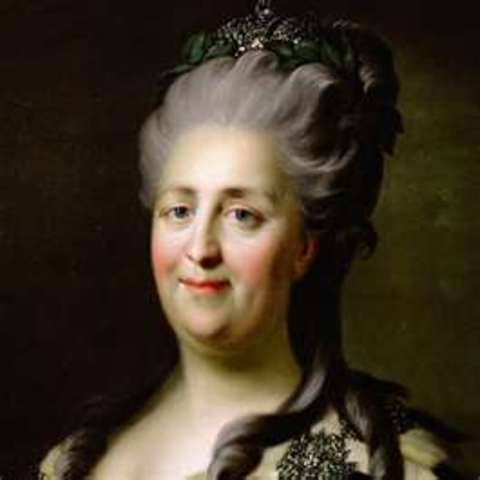 Catherine Ruler of Russia