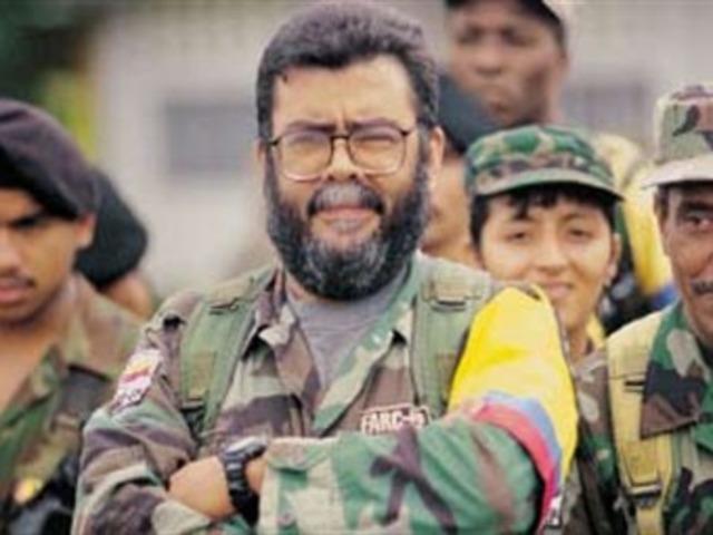 MUERE EL JEFE DE LAS FARC ALIAS ALFONSO CANO