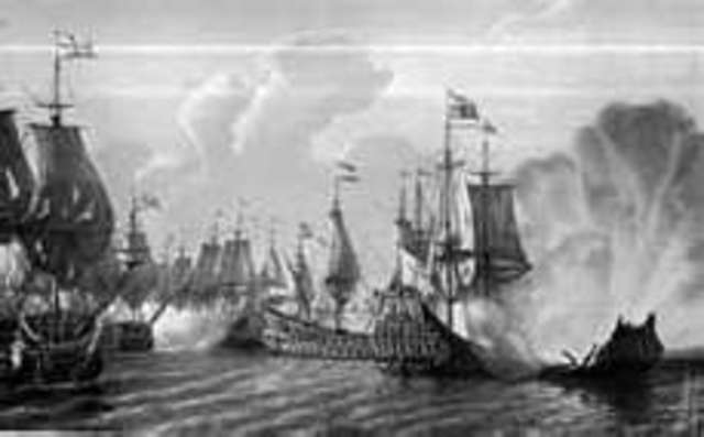 The Anglo Dutch Wars
