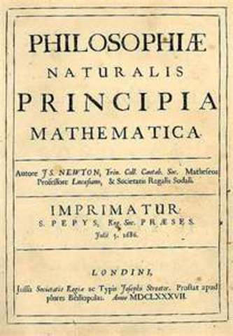 The Mathmatical Principles of Nature Philosophy