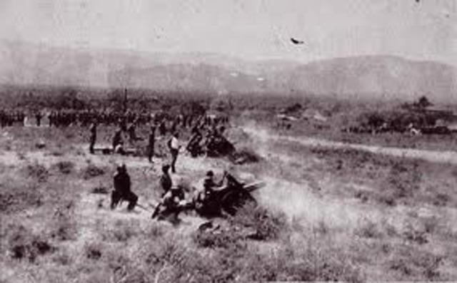 Fin de la Guerra Colombo-Peruana