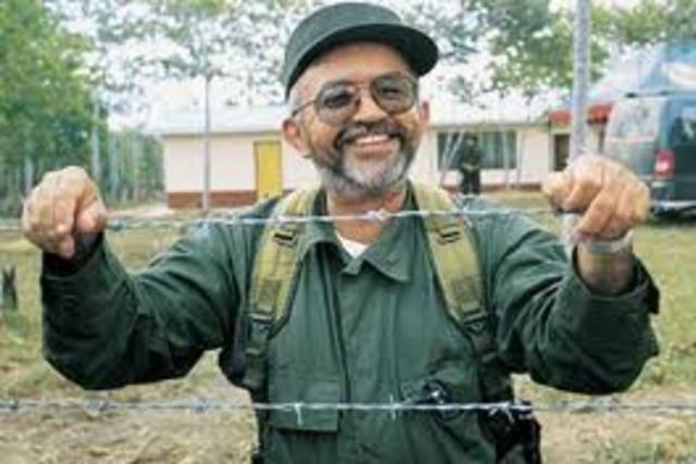 Muerte Raul Reyes