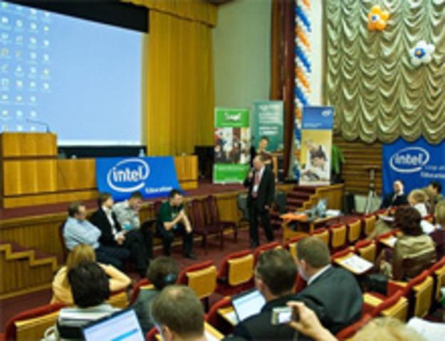 Конференция Чему и как учиться и учить в XXI веке - 2008