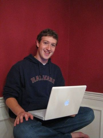 Facebook was founded by Mark Zuckerberg