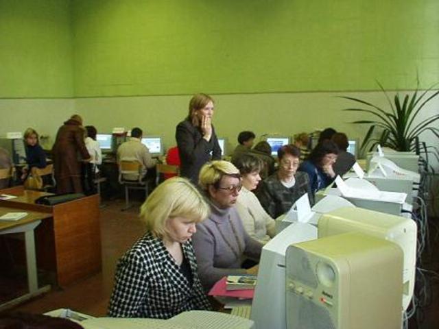 Первые тьюторские курсы в  Уссурийском государственном педагогическом институте