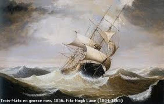 The Drunken Boat (Le Bateau ivre)