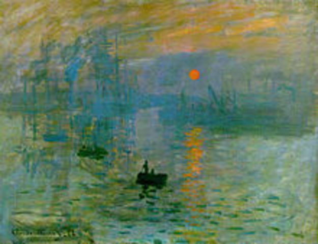The Great Decade of Impressionism begins
