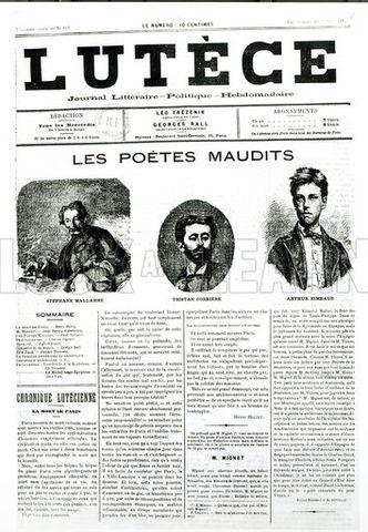 The Accursed Poets(Les poetes maudits)