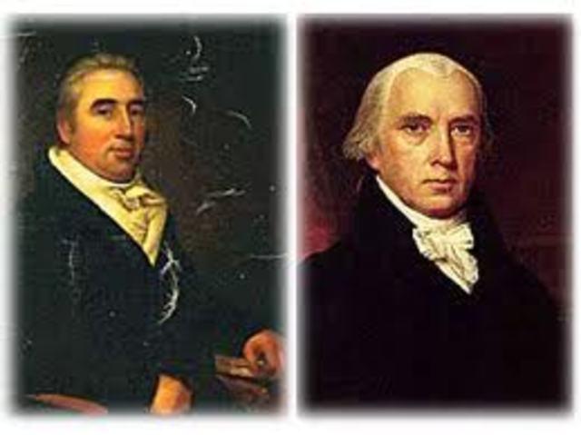 Judicial Review against  Marbury v. Madison
