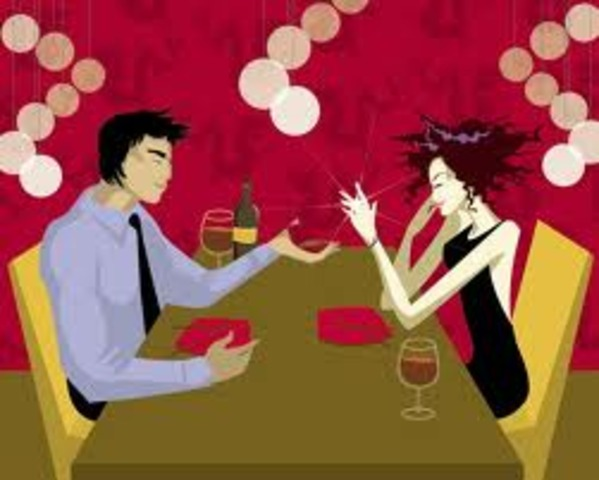 Dating began after young people challenged the restriction
