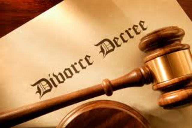 Society frowned on divorce therefore it was only allowed after adultery