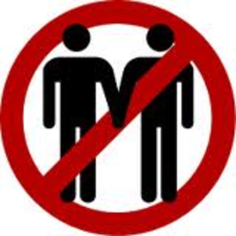 Ontario Law expands the definition of spouse to include same sex partners was narrowly defeated