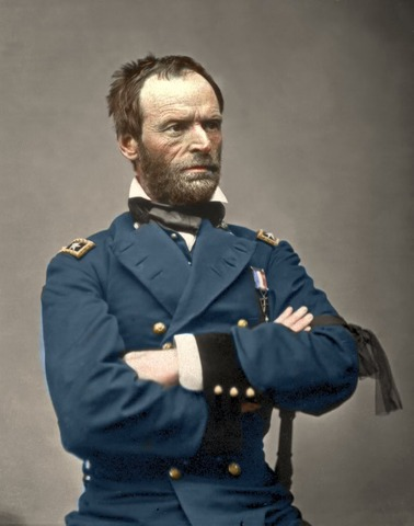 Sherman presents Savannah to Lincoln as Christmas gift.