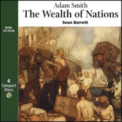 "Adam Smith Publishes ""The Wealth of Nations."""