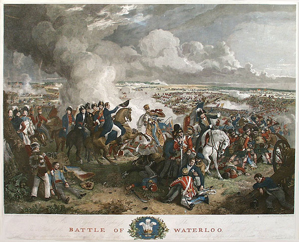 Battle of Waterloo