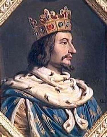 Charles VI's Death